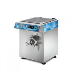 TRITACARNE Refrigerato da Banco in Acciaio INOX per sola Macinazione