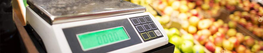 Bilance da banco elettroniche professionali