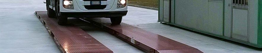 Pesa a Ponte per la pesatura di automezzi