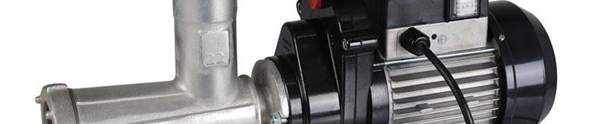 Tritacarne Elettrico per uso industriale e commerciale