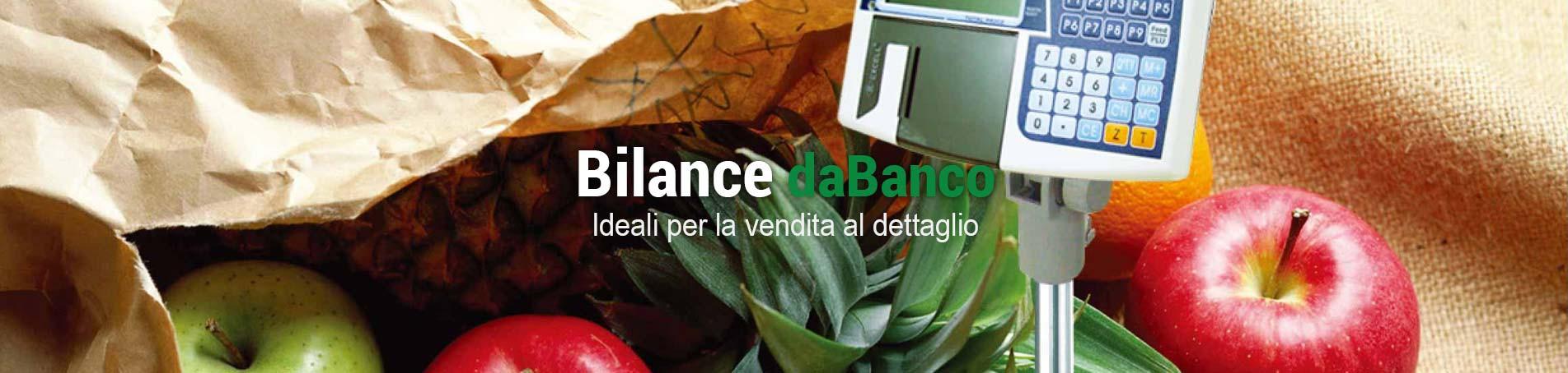 Bilance da banco
